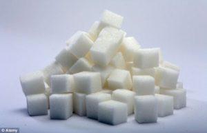 suiker-klontjes
