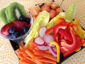 Shiatsu therapie en gezond eten